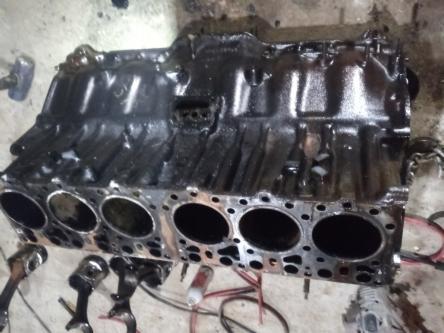 Mack Engine Block